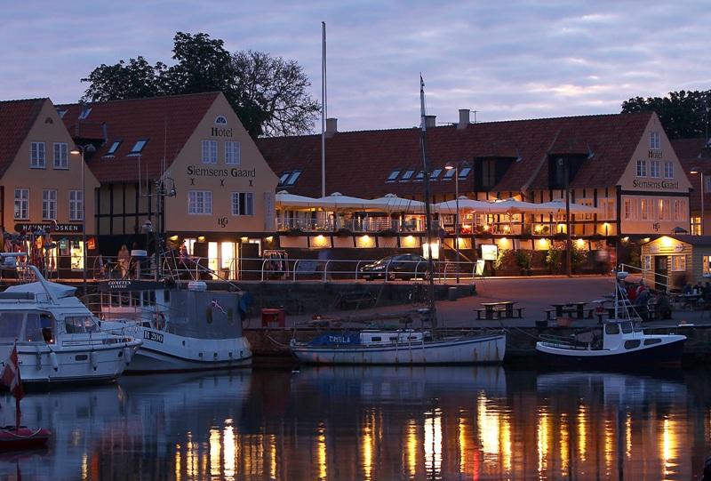 Kurset holdes på Siemsens Gaard i Svaneke 8.-10. juni 2015.